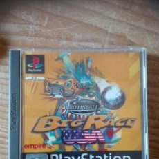 Videojuegos y Consolas: BIG RACE USA PRO PIMBALL PLAYSTATION. Lote 95828527