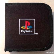 Videojuegos y Consolas: PORTA CDS O DVDS DE PLAYSTATION. CAPACIDAD PARA 28 DISCOS.. Lote 96177371