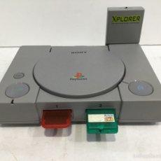 Videojuegos y Consolas: CONSOLA SONY PLAYSTATION. Lote 96496826