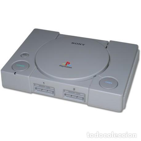 PLAYSTATION 1 (Juguetes - Videojuegos y Consolas - Sony - PS1)
