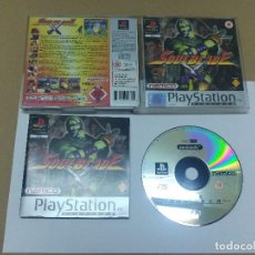 Videojuegos y Consolas: SOULBLADE NAMCO SONY PLAYSTATION , PS PS1 COMPLETO PAL-EUROPA. Lote 96834483