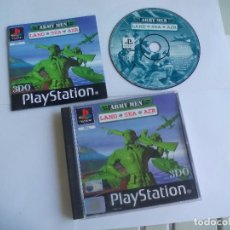 Videojuegos y Consolas: ARMY MEN LAND SEA AIR. JUEGO PARA LA CONSOLA PLAYSTATION 1. PS1. PAL. Lote 97002591