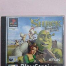 Videojuegos y Consolas: SHERK TREASURE HUNT. PS1. Lote 98160319