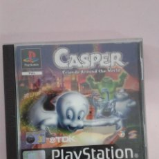 Videojuegos y Consolas: CASPER. Lote 98162731