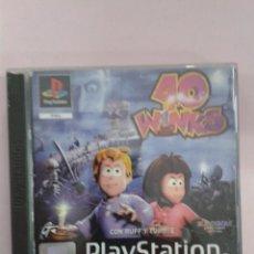 Videojuegos y Consolas: 40 WINKS. PS1. Lote 104641531