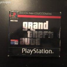 Videojuegos y Consolas: GTA 1 ,2 ,LONDON , ED COLECCIONISTA. Lote 98233964