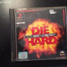 Videojuegos y Consolas: DIE HARD TRILOGY PSX. Lote 98234210