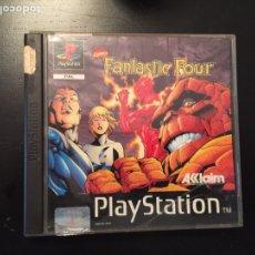 Videojuegos y Consolas: LOS 4 FANTASTICOS PSX. Lote 98234427