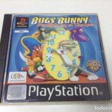 Videojuegos y Consolas: BUGS BUNNY PERDIDO EN EL TIEMPO. Lote 98252699
