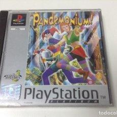 Videojuegos y Consolas: PANDEMONIUM. Lote 98253019