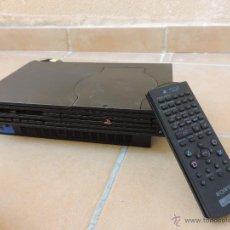 Videojuegos y Consolas: PLAYSTATION 2 VIDEO CONSOLA PLAY STATION 2 - PS2 - CON CABLES Y MANDO DVD. Lote 98379975