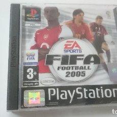 Videojuegos y Consolas: FIFA 2005. Lote 98448031