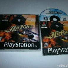 Videojuegos y Consolas: AIR RACE PLAYSTATION PAL ESPAÑA COMPLETO . Lote 98507007
