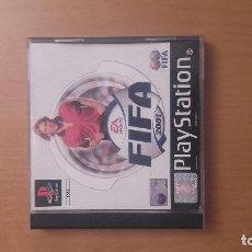 Videojuegos y Consolas: FIFA 2001 EA PS1. Lote 98531451