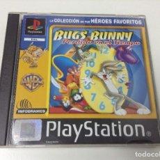 Videojuegos y Consolas: BUGS BUNNY PERDIDO EN EL TIEMPO. Lote 133482111