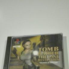 Videojuegos y Consolas: TOMB RAIDER THE LAST REVELATION. Lote 99689736