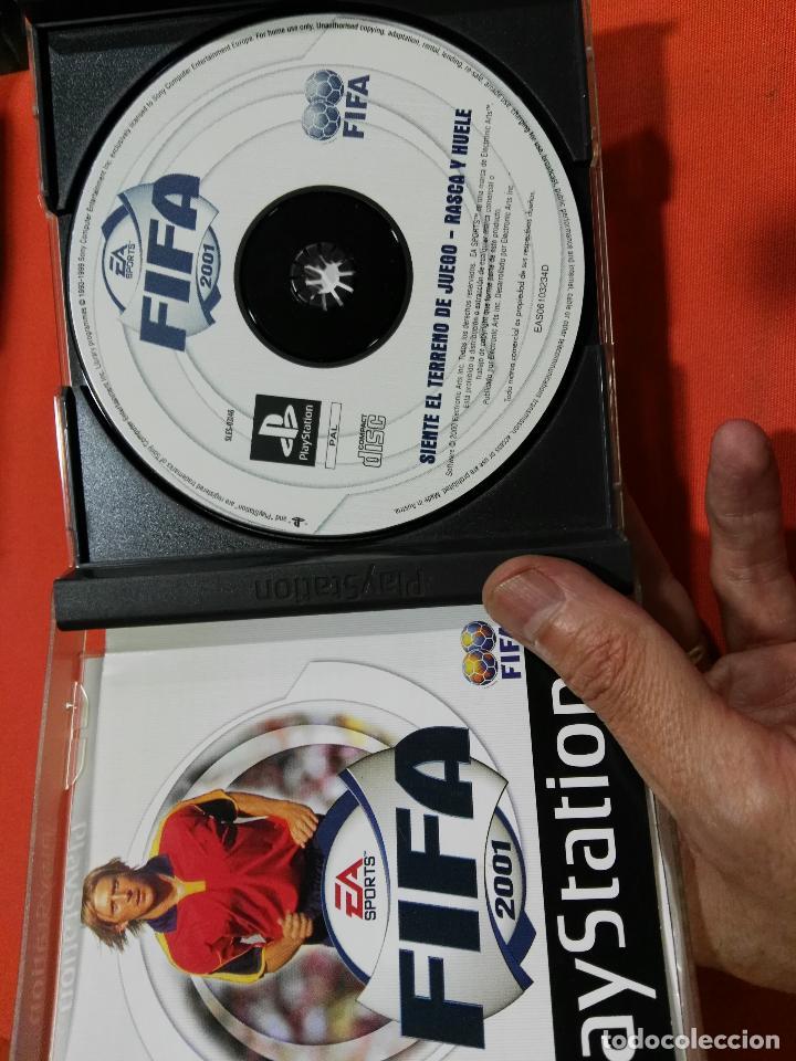 Videojuegos y Consolas: juego ps1 fifa - Foto 2 - 99830539