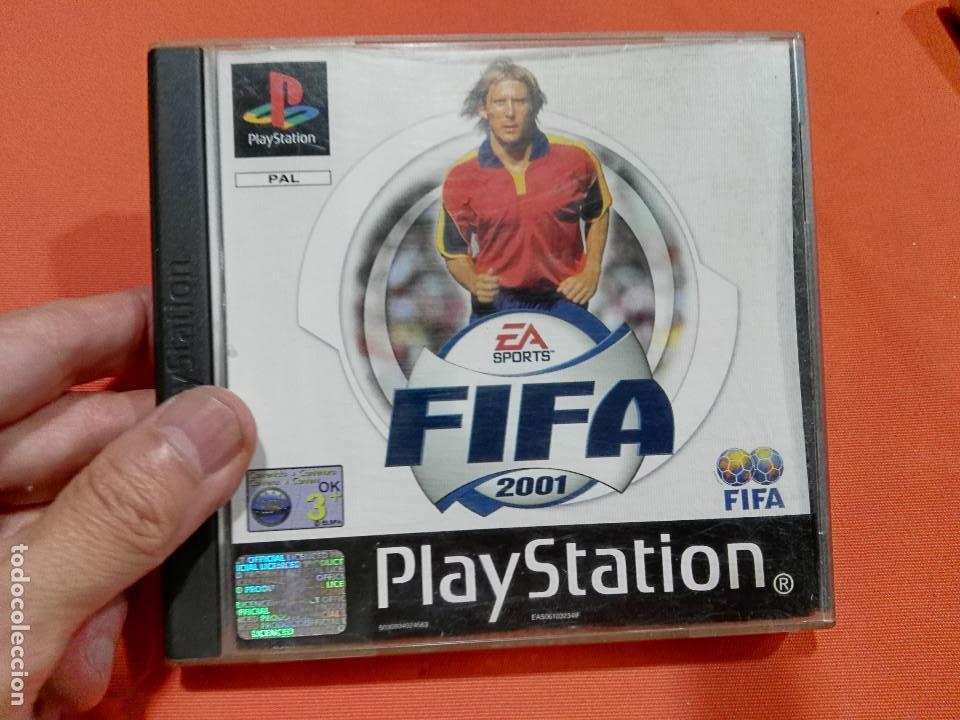JUEGO PS1 FIFA (Juguetes - Videojuegos y Consolas - Sony - PS1)