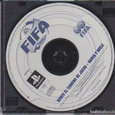 Videojuegos y Consolas: JUEGO CONSOLA PS1 FIFA 2001. Lote 99957355