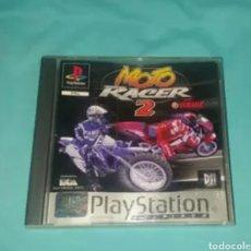 Videojuegos y Consolas: JUEGO MOTO RACER 2 PLAYSTATION 1. Lote 100345370