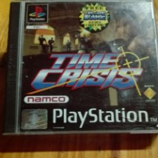 Videojuegos y Consolas: TIME CRISIS + DEMO POINT BLANK. Lote 100453930
