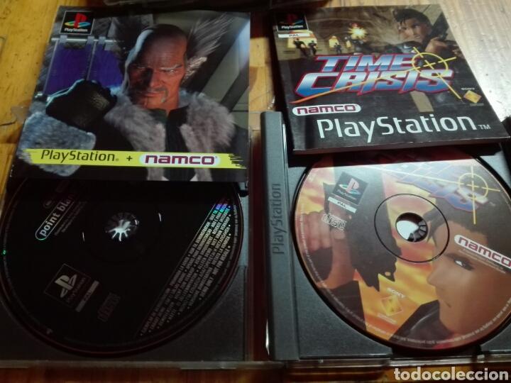 Videojuegos y Consolas: Time crisis + demo point blank - Foto 4 - 100453930
