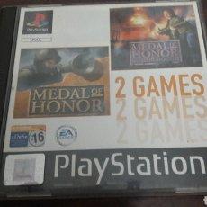 Videojuegos y Consolas: JUEGO MEDAL OF HONOR PLAYSTATION 1 PLAY 1. Lote 100564080