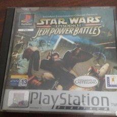 Videojuegos y Consolas: JUEGO STAR WARS EPISODIO 1 JEDI PLAYSTATION 1 PLAY. Lote 100565002