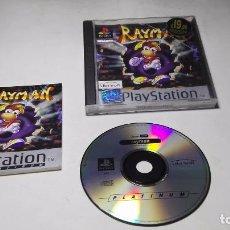 Videojuegos y Consolas: RAYMAN (PLAYSTATION ONE-PSX -PAL- EURO). Lote 101364311