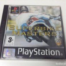 Videojuegos y Consolas: SUPERBIKE MASTERS . Lote 101725143