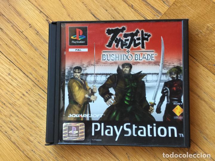 Juego Playstation 1 Bushido Blade Leer Kaufen Videospiele Und