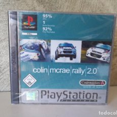 Videojuegos y Consolas: COLIN MCRAE 2 PSX PRECINTADO SEALED. Lote 102488255