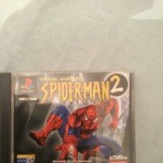 Videojuegos y Consolas: JUEGO DE PLAYSTATION 1 SPIDERMAN 2. Lote 102738276
