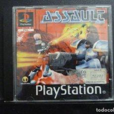 Videojuegos y Consolas: JUEGO - SONY PLAYSTATION - PS1 - ASSAULT. Lote 102741363