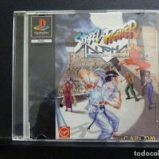 Videojuegos y Consolas: JUEGO - SONY PLAYSTATION - PS1 - STREET FIGHTER ALPHA - WARRIORS DREAMS. Lote 102741719