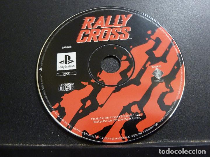 JUEGO - SONY PLAYSTATION - PS1 - RALLY CROSS (Juguetes - Videojuegos y Consolas - Sony - PS1)