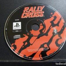 Videojuegos y Consolas: JUEGO - SONY PLAYSTATION - PS1 - RALLY CROSS. Lote 102767183