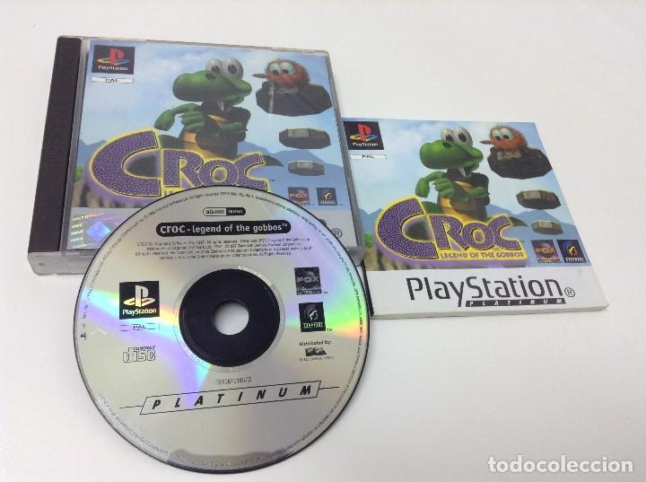 Videojuegos y Consolas: CROC LEGEND OF THE GOBBOS - Foto 3 - 164624970