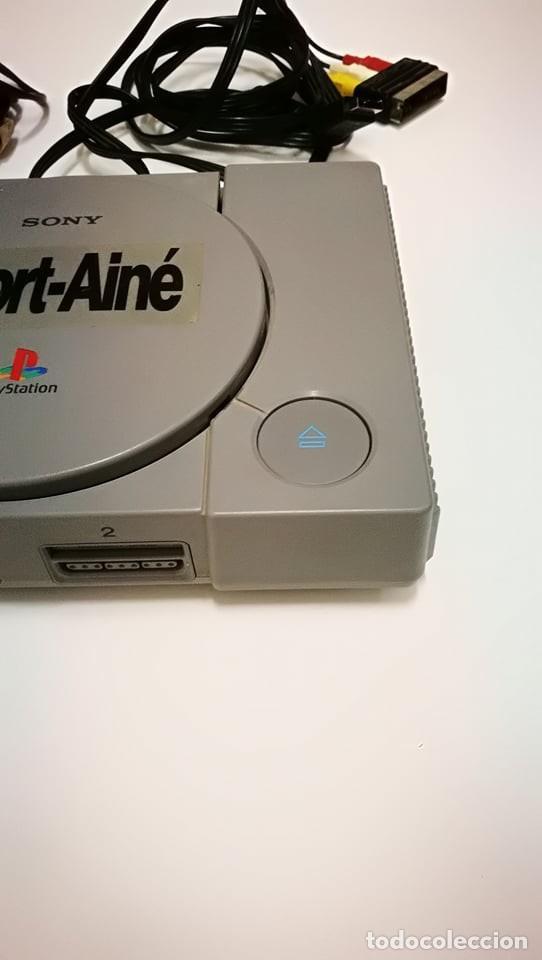 Videojuegos y Consolas: Consola Playstation 1 PS1-funcionando - Foto 3 - 102937143