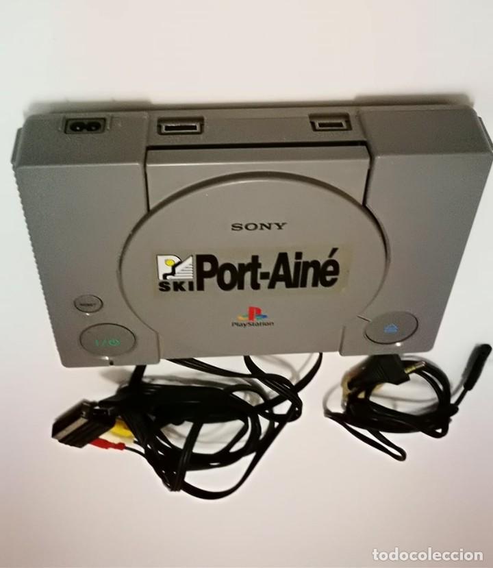 Videojuegos y Consolas: Consola Playstation 1 PS1-funcionando - Foto 4 - 102937143