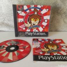 Videojuegos y Consolas: MONKEY HERO PS1 PLAYSTATION. Lote 103235080
