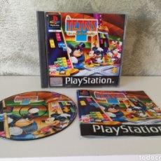 Videojuegos y Consolas: EL TETRIS UN MÁGICO DESAFÍO PS1 PLAYSTATION. Lote 103238579