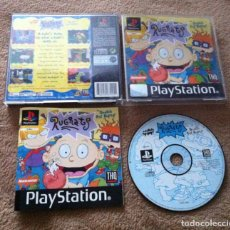 Videojuegos y Consolas: RUGRATS PSX SONY PLAYSTATION 1 PLAY STATION ONE KREATEN GRAPETES. Lote 103339995