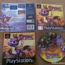 Videojuegos y Consolas: SPYRO 2 PSX SONY PLAYSTATION 1 PLAY STATION ONE PSX KREATEN. Lote 103340079