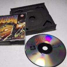Videojuegos y Consolas: DOOM (PLAYSTATION ONE-PSX -PAL- EURO). Lote 103382507