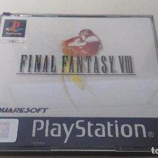 Videojuegos y Consolas: FINAL FANTASY VIII PLAY 1 PSX . Lote 103400903