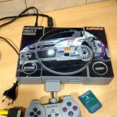 Videojuegos y Consolas: SONY PLAYSTATION 1, PS1, PSX COMPLETA. Lote 103531211