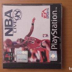 Videojuegos y Consolas: NBA LIVE 98 PS1. Lote 103825159