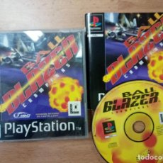 Jeux Vidéo et Consoles: BALLBLAZER CHAMPIONS BALL BLAZER PLAYSTATION 1 PLAY STATION - PS1 - PAL ESP. Lote 104030211