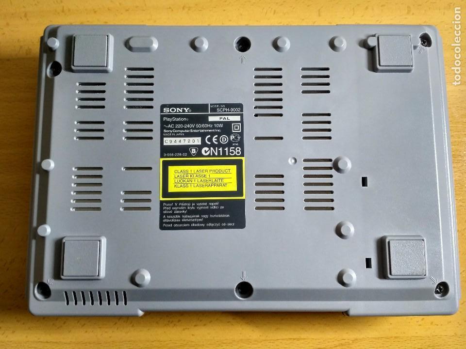 Videojuegos y Consolas: SONY PLAYSTATION PS1 PSX SCPH-9002 - Foto 2 - 104240279